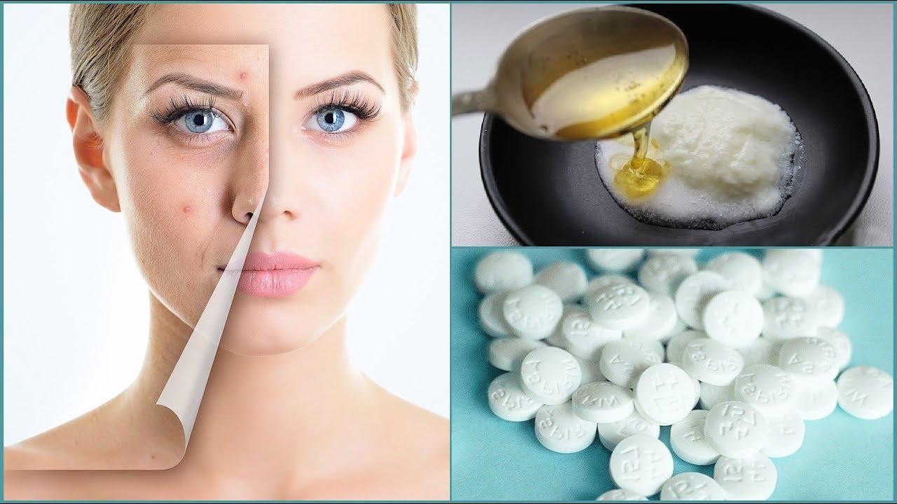 Aspirinli Sivilce Maskesi Nasıl Yapılır